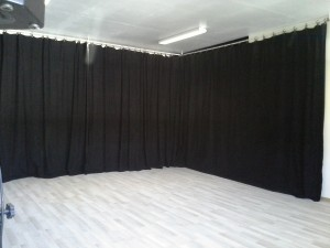 Salle de répétition
